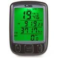 Sunding SD563 Bisiklet Km Hız Sayacı Su Geçirmez LCD Ekran