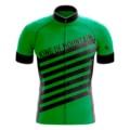 LEO / KOM-GREEN Kısa Kollu Bisiklet Forması
