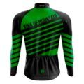 KOM-GREEN Uzun Kollu Bisiklet Forması