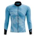 LEO PANTONE Yılın Rengi 2000 Uzun Kollu Bisiklet Forması