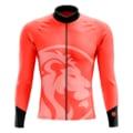 LEO PANTONE Yılın Rengi 2019 Uzun Kollu Bisiklet Forması