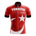 LEO TÜRKİYE Kısa Kollu Bisiklet Forması
