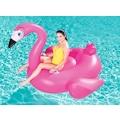 Supersized Flamingo Rider - Mega Flamingo Binici Deniz Yatağı