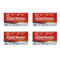 4 Kutu Krinol Booster - Lepidyum, Resveratrol, Likopen- 30 Kapsül