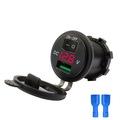USB Hızlı Şarj Cihazı 12-24V Tekne Motosiklet Adaptör Çıkışı