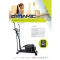 Dynamic D950 Plus Manyetik Eliptik Bisiklet - Kargo Bedava