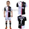 Juventus Ronaldo Çocuk Forma Takımı Forma Şort Çorap Hediyeli