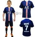 Paris SG Mbappe Çocuk Forma Takımı Forma Şort Çorap Hediyeli