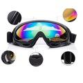 Kayak Aynalı Gözlük Motorsiklet Bisiklet Gözlüğü UV Bay Bayan