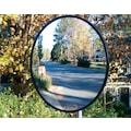 50 cm Çap Akrilik Trafik Güvenlik Aynası