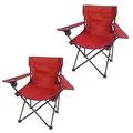 Bofigo 2 Adet Kamp Sandalyesi Katlanır Sandalye Piknik Sandalyesi