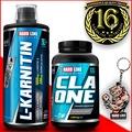 Hardline L-Karnitin 1000 Ml Carnitin + Hardline Cla 100 Kapsül