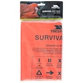 Trespass Radiator Survival Emergency Rescue Bivi Bag with Safety