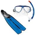 Ecco Maske+Fluida2 Palet+Vent2 Snorkel Set