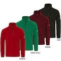 Grisport Yarım Fermuarlı Kaliteli Kışlık Polar 11 Farklı Renk