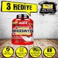 AMIX PREDATOR® Whey Protein 2 kg Vanilya Aromalı - 50 Servis