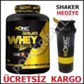 Ronic Nutrition isolate Whey 2270 Gr Protein Tozu Çilek Aromalı