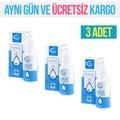 3 ADET The Lifeco Alkalize pH Su Damlası 30 ml (Alkali)