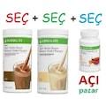Herbalıfe Kendin Oluştur (2 Shake + 1 Çay)Seçimli Set