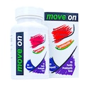Move On Probiyotik 10 Milyar + Prebiyotik 30 Kapsül SKT: 2024