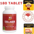 NCS KOLAJEN HYALURONİC ACİD VİTAMİN C 180 TABLET COLLAGEN 1000 MG
