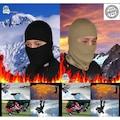 ThermoEkstra Yüz Boyun Kar Maskesi Balaklava -20