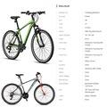 2019 Model Kron TX100 V-Fren 28 Jant Şehir Bisikleti
