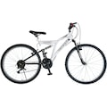 Tunca Torrini Yaris 26 Jant 21 Vites Çift Amortisörlü Bisiklet
