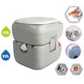 Porvaletti 4822t Lüks Portatif Tuvalet 22 Litre