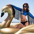 Altın Kuğu Float Deniz Yatağı