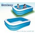 Çocuk Büyük Boy Şişme Havuz Dikdörtgen Havuz Bestway 54005