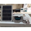 Kamp Güneş Paneli Telefon Şarj Ve Solar Lamba