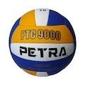 Petra Ptc-9000 Voleybol Topu El Dikişli Mavi Beyaz