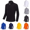 Erkek Polar Mont Fermuarlı Cepli Outdoor Polar Sweat