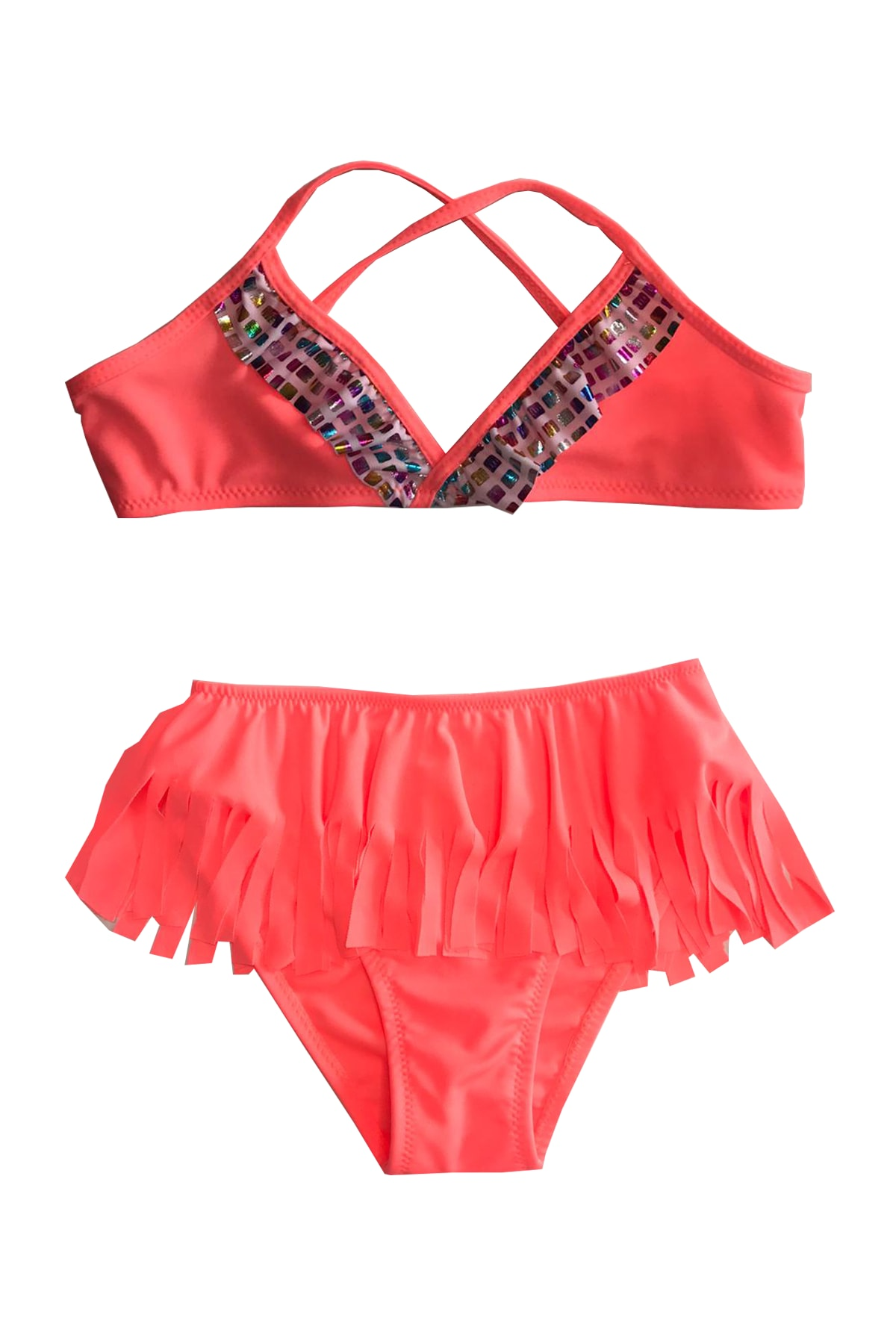 Kız Çocuk Mayo, Bikini, Pareo Modelleri