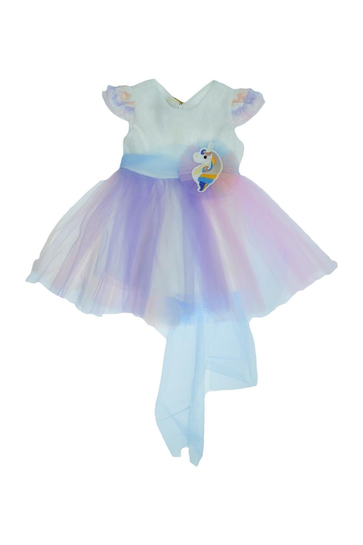Kız Çocuk Elbise ve Jile Kombinleri