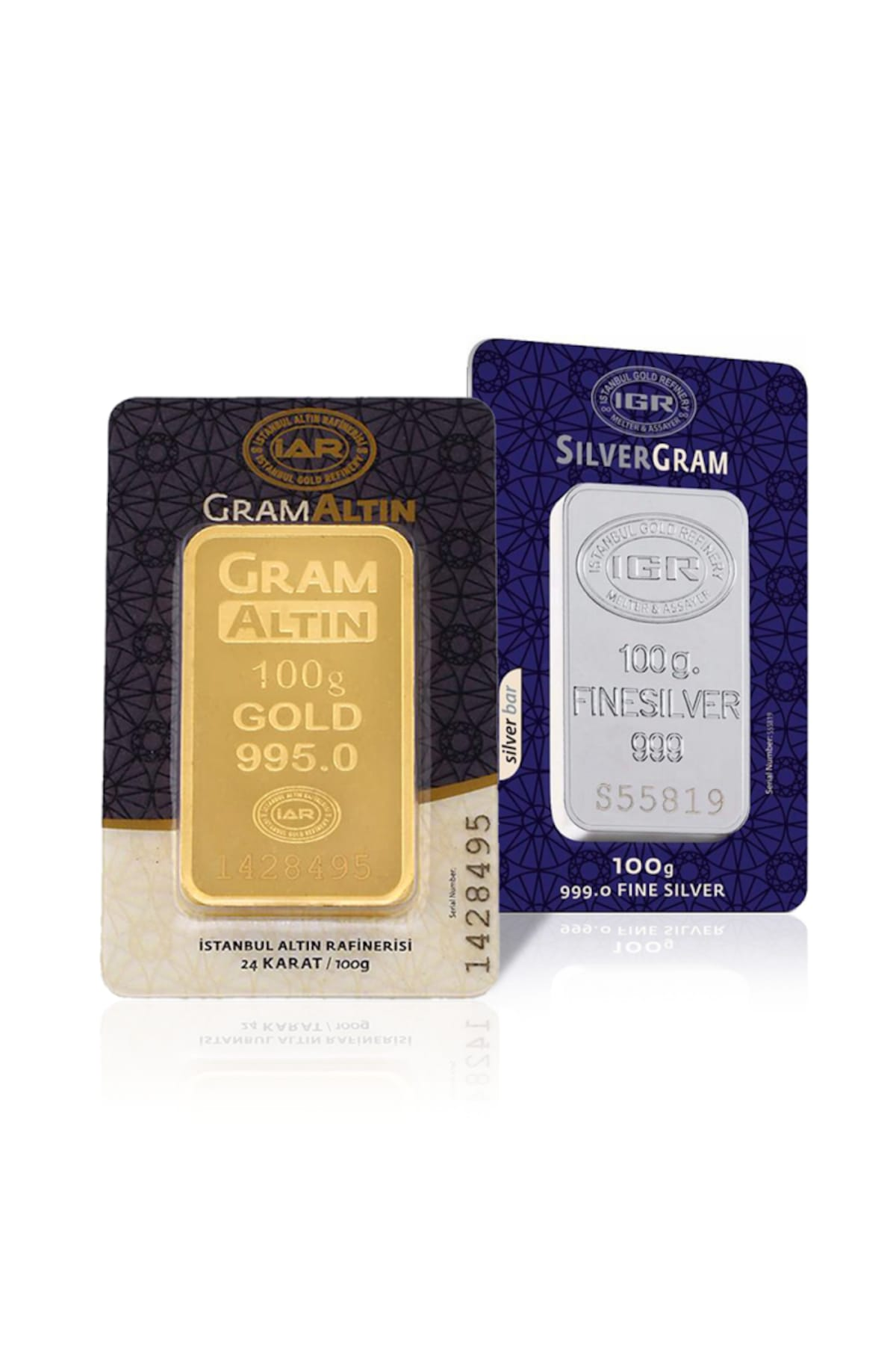 Yatırımlık Altın ve Gümüş Fiyatları