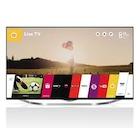 LG 55UB850V 4K UHD DVB-S2/T2/C 3D SMART LED LCD TV + 2 GÖZLÜK