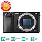 Sony A6000 Body Aynasız Fotoğraf Makinesi