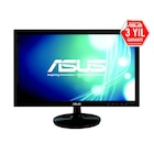 ASUS 21.5 VS228NE 5Ms D-SUB DVI Full HD Led Monitör Siyah
