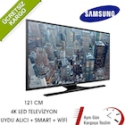 SAMSUNG 48JU6470 UHD 4K UYDU ALICI + SMART + WİFİ LED TV