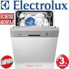 Electrolux  ESI5202LOX Ankastre Bulaşık Makinesi