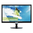 "VIEWSONIC 23.6"" VX2452mh GENİŞ EKRAN LED MONİTÖR"