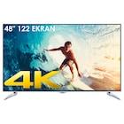 "Regal 48R6080U 48"" 4K SMART LED TV"