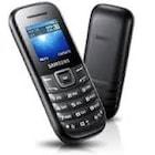 SAMSUNG e 1205 Y siyah FENERLİ TELEFON
