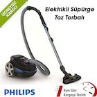 Philips FC8371/09 Performer Toz Torbalı 750 W Elektrikli Süpürge