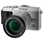 Olympus PEN E-P3 14-150 Kit (Gümüş)