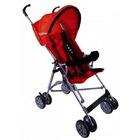 Kanz KZ-120 Pratik Baston Bebek Arabası - Kırmızı