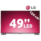 "LG 49LB550V 49"" Uydu Alıcılı UsbMovie FULL HD LED TV"