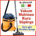 Gisowatt PC 15 Silent Kuru Vakum Makinası Elektrikli Süpürge